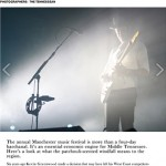 article about the Manchester Music Festival