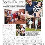 article about a charity group in Chicago who buys infant formula for shelters