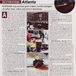 article about Atlanta's food scene