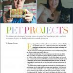 article about pet cuisine