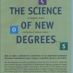 article about new educational degrees