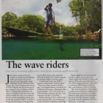 article about stand up paddle boarding