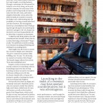 Phillip Nappi in his shoe store