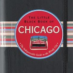 book cover for The Little Black Book of Chicago