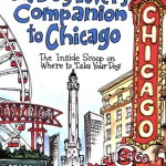 Book cover to the Dog Lover's Companion to Chicago