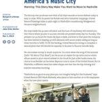 article about Nashville