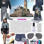 magazine page from Conde Nast Traveler